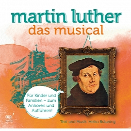 Martin Luther Das Musical (CD)