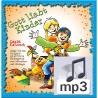 Gott liebt Kinder (komplettes Album als mp3-Download) Daniel Kallauch
