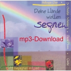 Dir, dir, o Höchster, will ich singen (mp3-Download) Aidlinger Chor