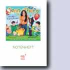 Kinderpartyfieber (Liederheft als Download) Jenny Thoms